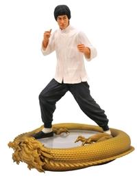 "Bruce Lee (80th Birthday) - 11"" Tribute Statue"