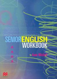 Senior English Workbook by Anne Mitchell image