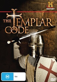 The Templar Code on DVD