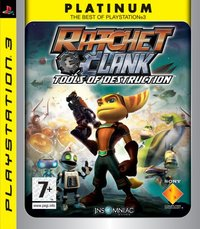 Ratchet & Clank Future: Tools of Destruction (Platinum) for PS3 image