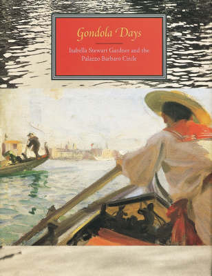 Gondola Days by Rosella Mamoli Zorzi