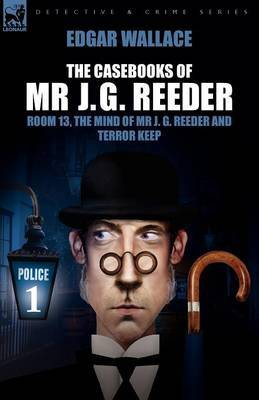The Casebooks of MR J. G. Reeder by Edgar Wallace image