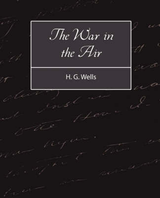 The War in the Air by G Wells H G Wells image