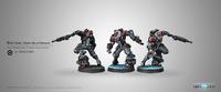 Infinity: Combined Army - Raktorak, Morat Sergeant Major