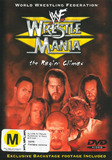 WWE Wrestlemania: The Raging Climax DVD