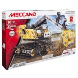 Meccano: Excavator - 2-in-1 Model Set
