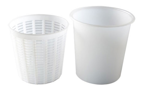 Mad Millie: Large Ricotta Container & Basket