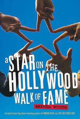 A Star on the Hollywood Walk of Fame by Brenda Woods image