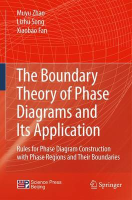 The Boundary Theory of Phase Diagrams and Its Application by Muyu Zhao image
