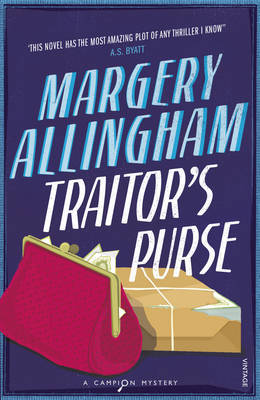 Traitor's Purse by Margery Allingham image
