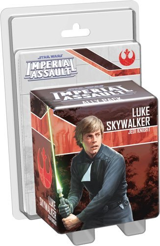 Star Wars: Imperial Assault - Luke Skywalker Jedi Knight image