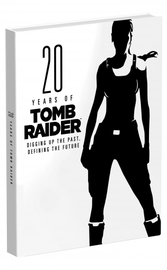 20 Years of Tomb Raider by Meagan Marie