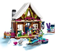 LEGO Friends: Snow Resort Chalet (41323) image