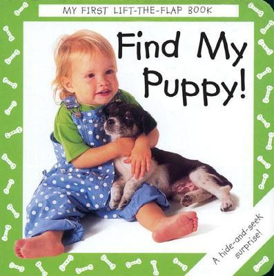 Find My Puppy! by Debbie MacKinnon image