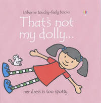 That's Not My Dolly by Fiona Watt image