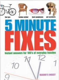 Five Minute Fixes by Jeff Bredenberg image