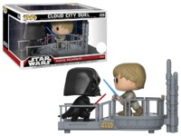Star Wars: Cloud City Duel - Pop! Vinyl 2-Pack image