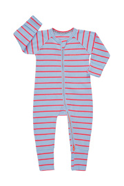 Bonds Ribby Zippy Wondersuit - Discotheque/Arielle (3-6 Months)