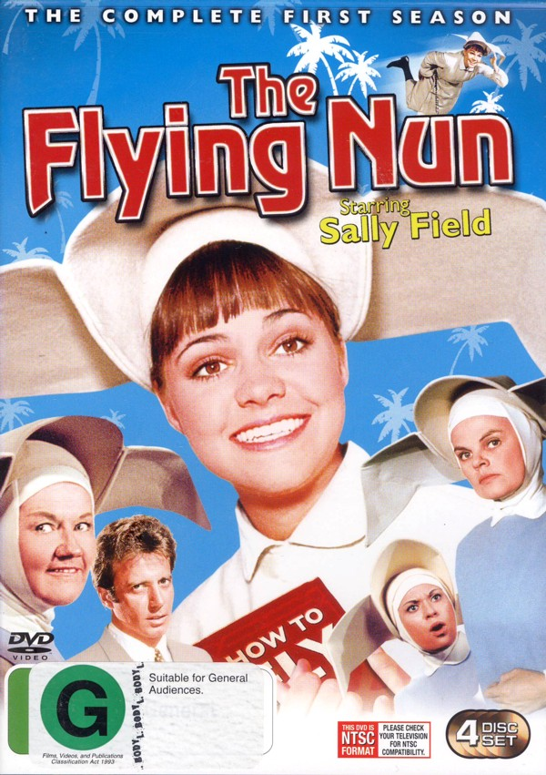 Flying Nun, The: The Complete First Season on DVD image