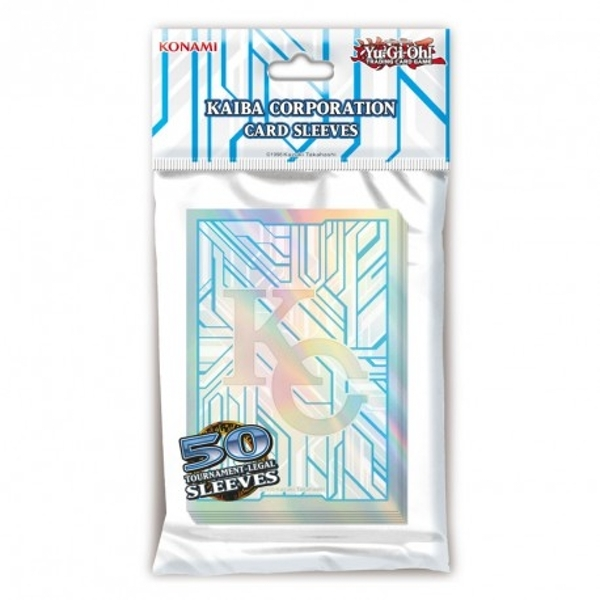 Yu-Gi-Oh! Kaiba Corporation Collection Card Sleeves image