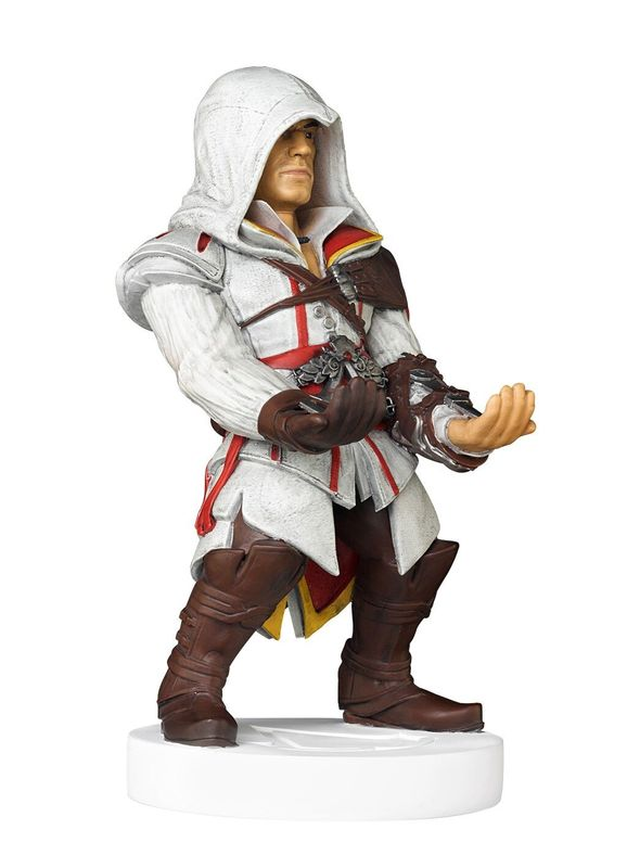 Cable Guy Controller Holder - Ezio for PS4