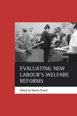 Evaluating New Labour's Welfare Reforms image