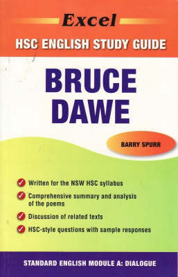 bruce dawe related texts Bruce dawe - biography bruce dawe is widely known as one of australia's most popular poets born in fitzroy victoria 1930 he left school at the age of 16 and participated in various jobs like farming hand and clerks.