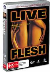 Live Flesh (Director's Suite) on DVD