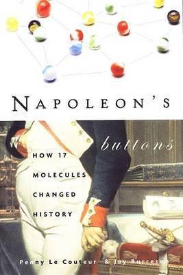 Napolean'S Buttons by Penny Le Conteur