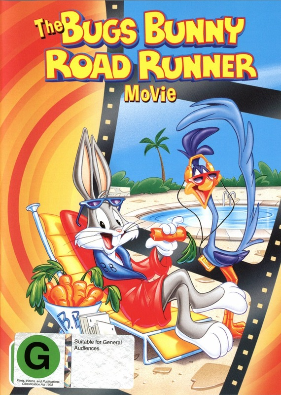 The Bugs Bunny/Road Runner Movie on DVD