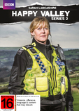 Happy Valley - Season 2 DVD