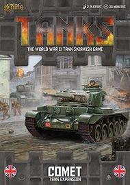TANKS: British - Comet Tank Expansion