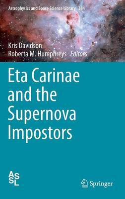 Eta Carinae and the Supernova Impostors image