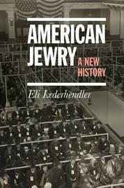 American Jewry by Eli Lederhendler