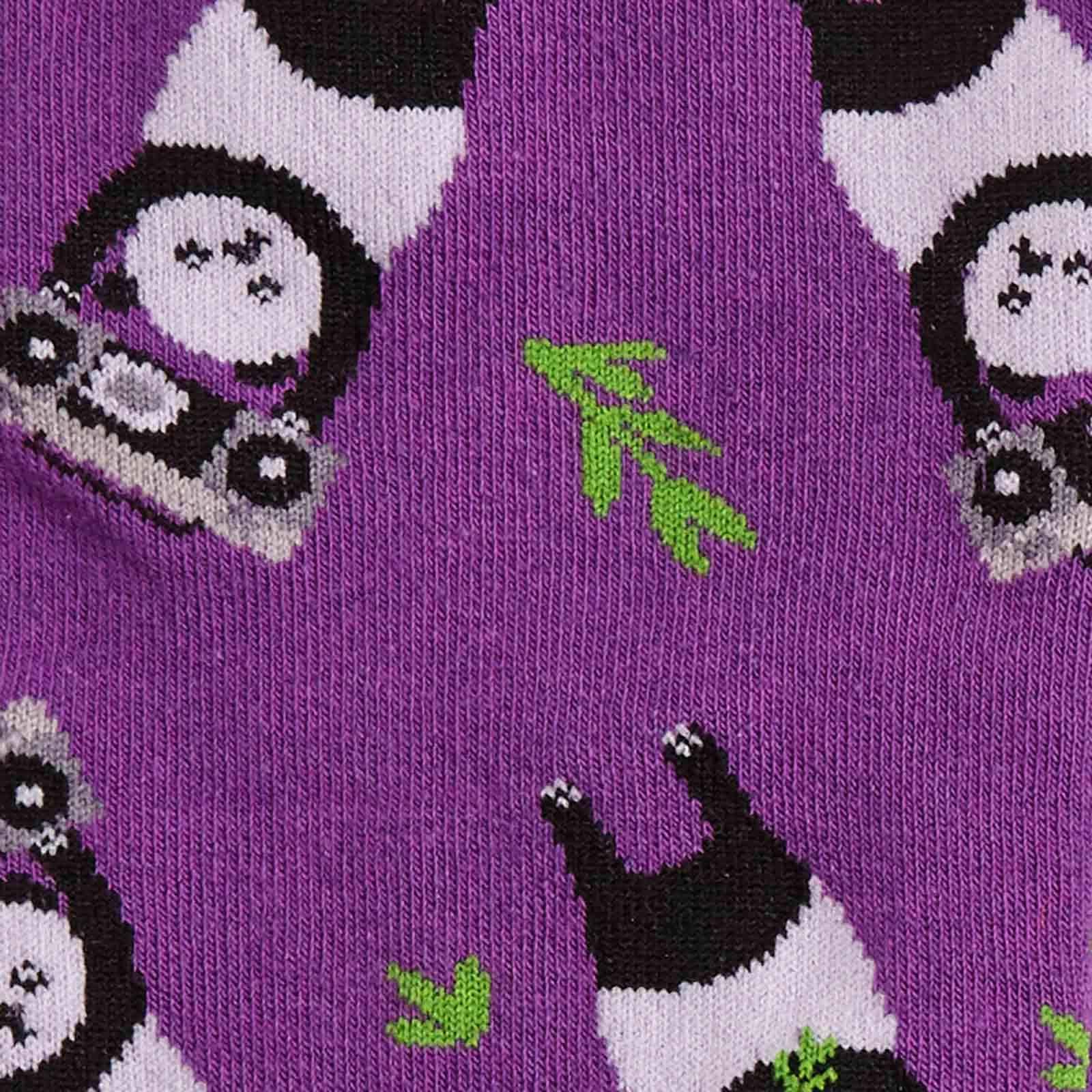 Women's - Panda Anything Knee High Socks image