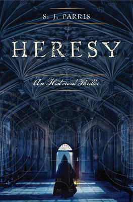 Heresy by S J Parris image