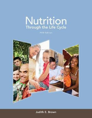 Nutrition Through the Life Cycle by Carolyn Sharbaugh image
