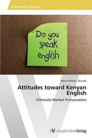 Attitudes Toward Kenyan English by Otundo Billian Khalayi