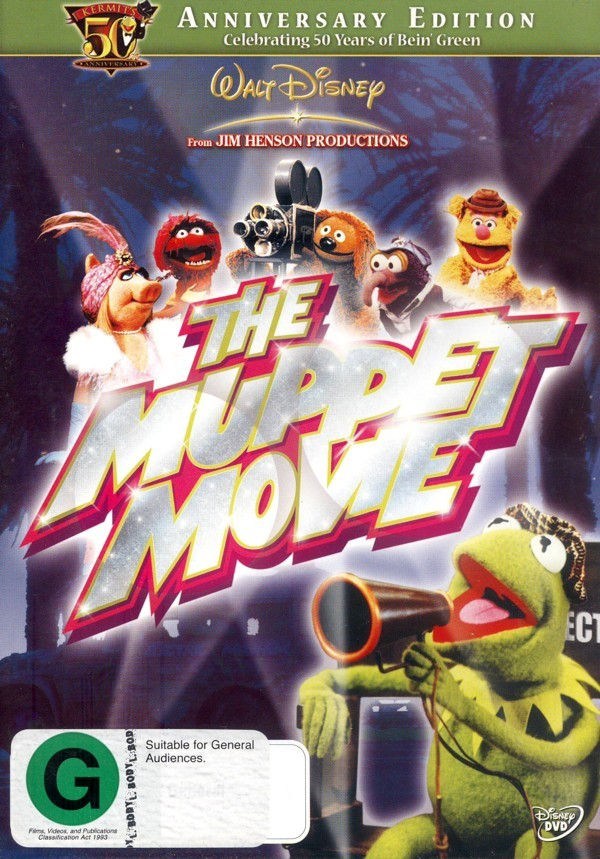 Muppet Movie, The: 50th Anniversary on DVD image
