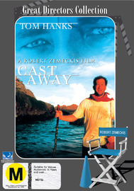 Cast Away (Great Directors Collection) on DVD