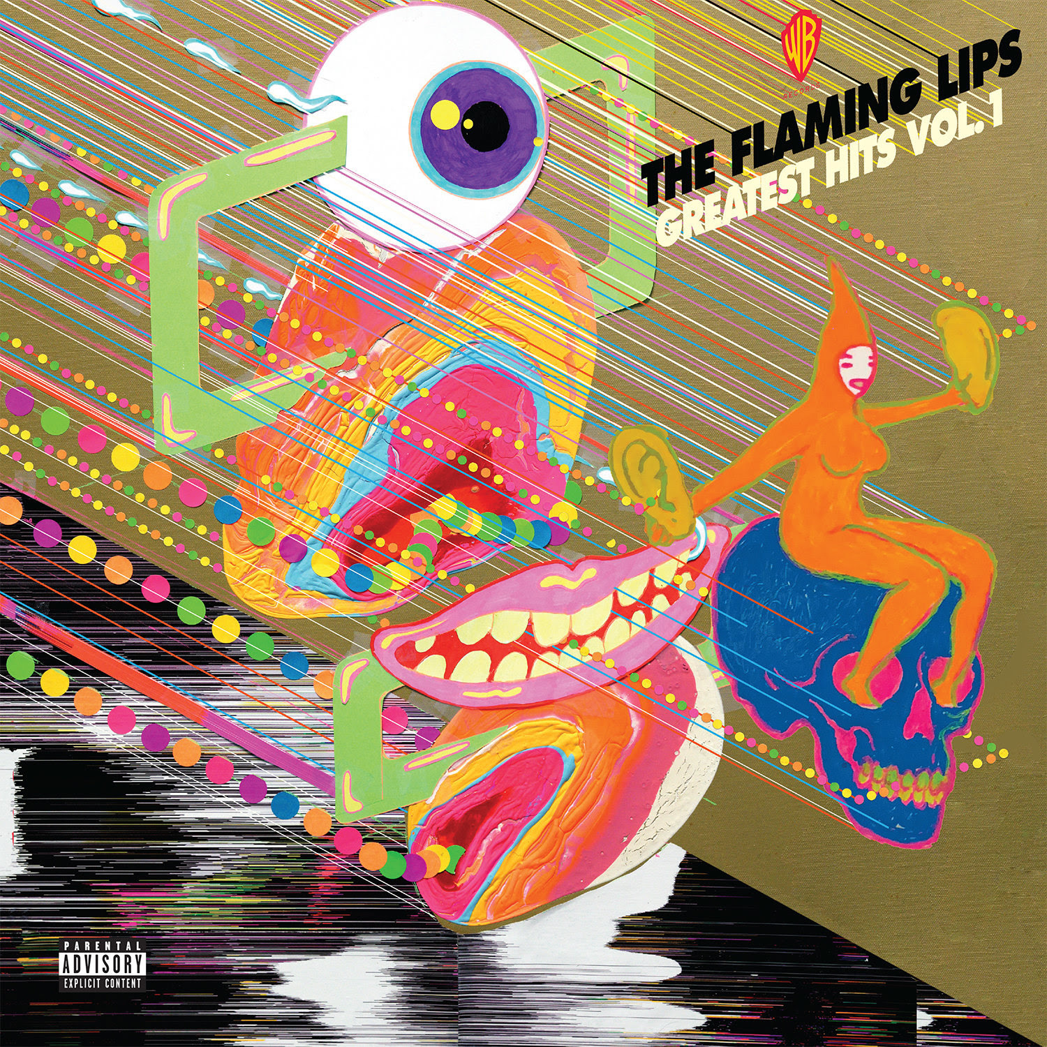 Greatest Hits Vol 1 (LP) by The Flaming Lips image