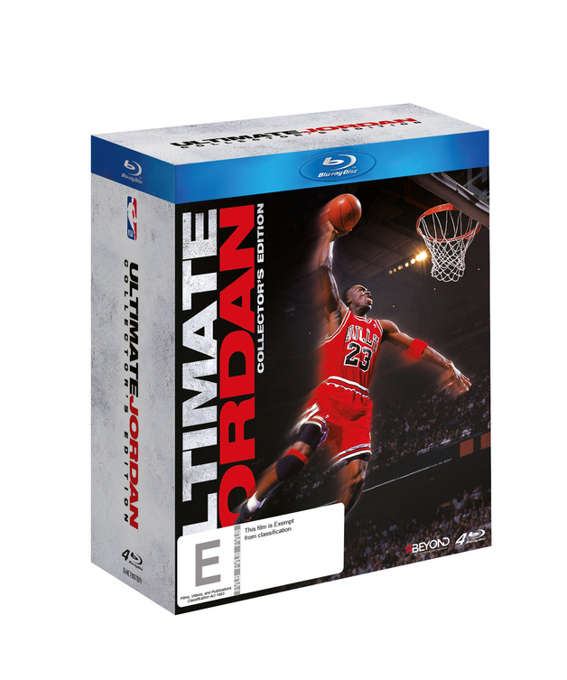NBA Ultimate Jordan Collector's Edition | Blu-ray | Buy Now | at