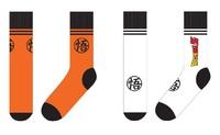 Dragonball Z - Costume Sock Set (2-Pack)