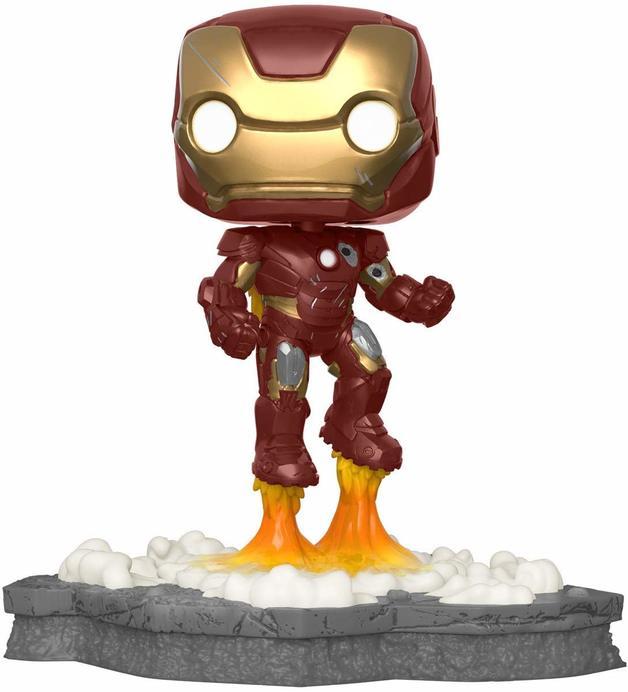 Marvel: Avengers Assemble - Iron Man Pop! Deluxe Figure