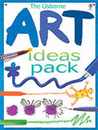 The Usborne Art Ideas Pack by R Gibson image