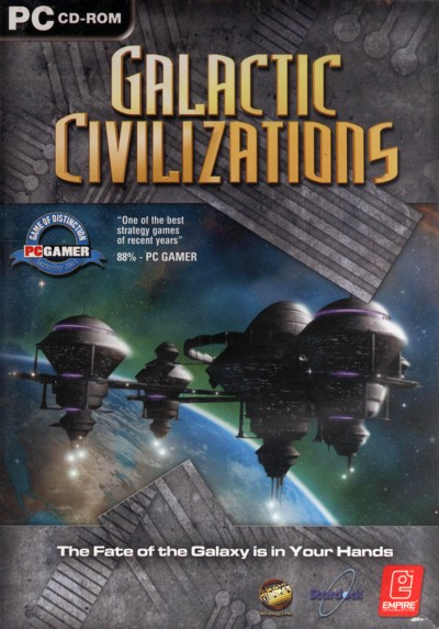 Galactic Civilizations for PC Games image