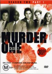 Murder One: Case 2 - Part 1 (3 Disc) on DVD