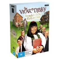 The Vicar Of Dibley - Immaculate Collection Box Set on DVD image