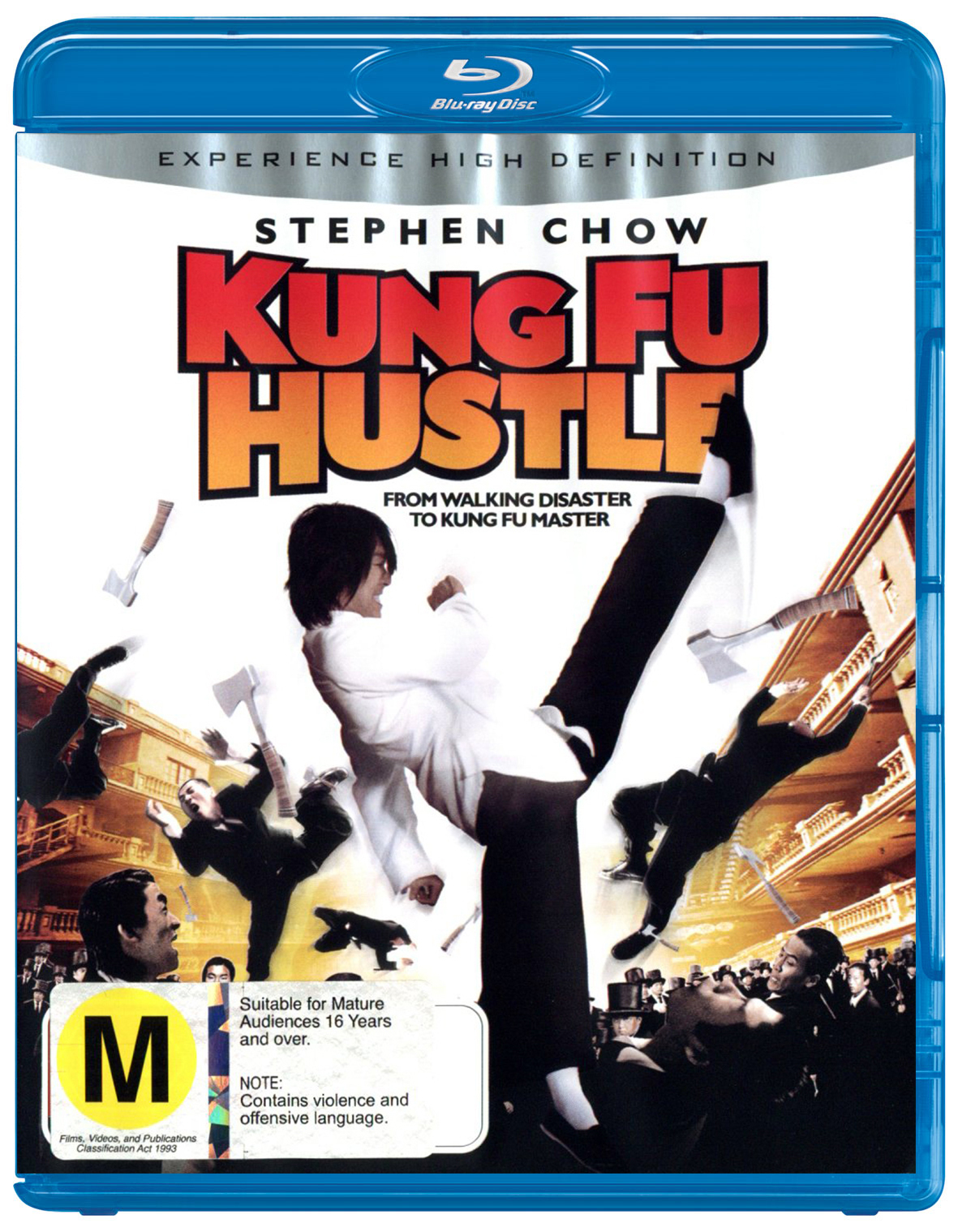 Kung Fu Hustle on Blu-ray image