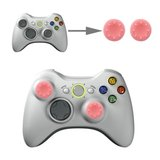 Silicone Key Protector Thumb Grip Caps for PS4 & Xbox (Pink) for Xbox One